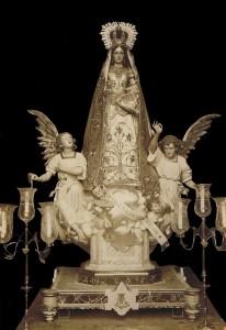 Virgen Rosario 1930