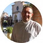 Rvdo. D. Gerardo Salvador Martínez Jiménez, nuevo párroco de las Angustias