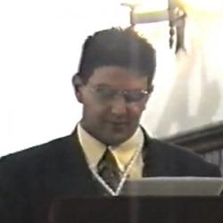 D. Francisco Javier Paniagua Rojano (1997).
