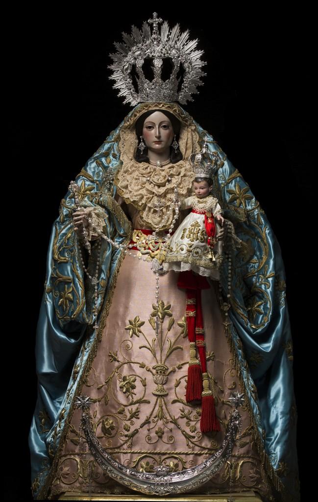 Nuestra Señora del Rosario, Patrona y Protectora de El Palo.