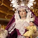 Nuestra Señora del Rosario, Patrona y Protectora de El Palo (2017)