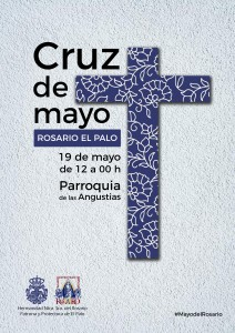 Cruz de mayo - Cartel
