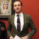 D. Javier Aguilar, pintor 2018.