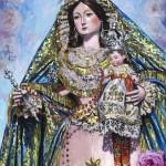 Cartel 2018, obra de D. Javier Aguilar Cejas.