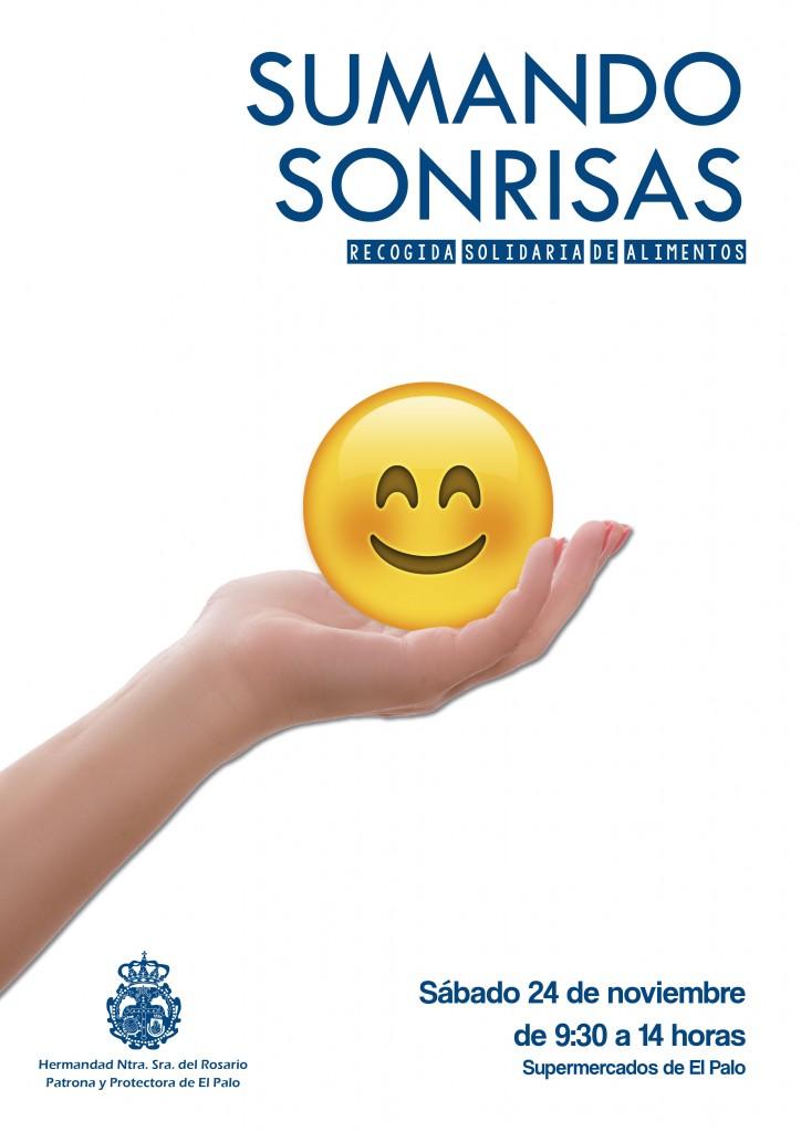 Sumando Sonrisas - Cartel rrss