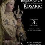 Besamano - cartel rrss