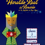 Heraldo Real 2019 - Cartel rrss