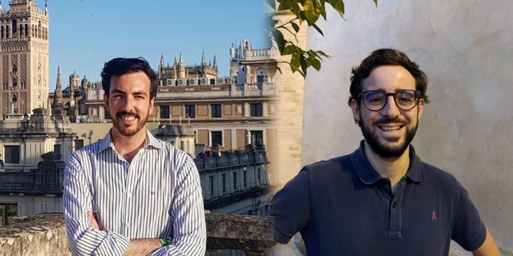 D. José Tomás Pérez Indiano y D. Alberto López Blázquez.