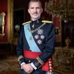 Su Majestad el Rey de España, Don Felipe VI.