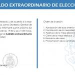 Cabildo elecciones